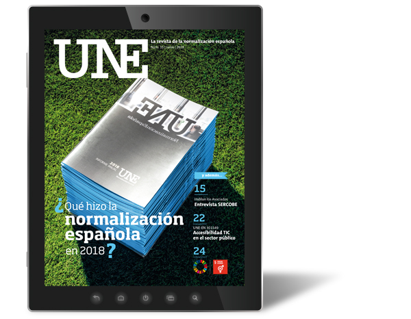 Revista UNE, disponible el número de junio